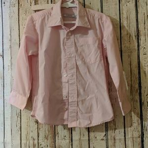 Boys 5T pink IZOD button down